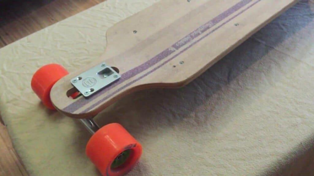 Evolve skate électrique