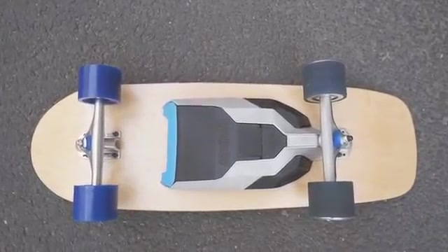 Mellow turns any skate deck into a motorized board 21