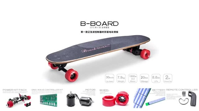 REVIEW Benchwheel Electric Skateboard 07