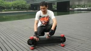 Le skate électrique Benchwheel