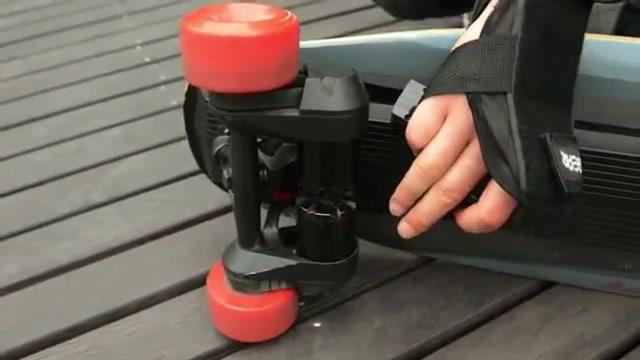 Le moteur du skate électrique Benchwheel