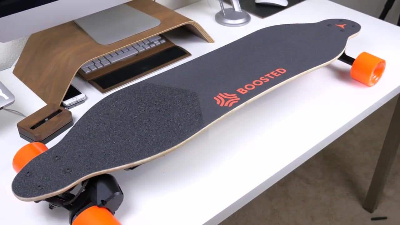 Le skate électrique Boosted Board
