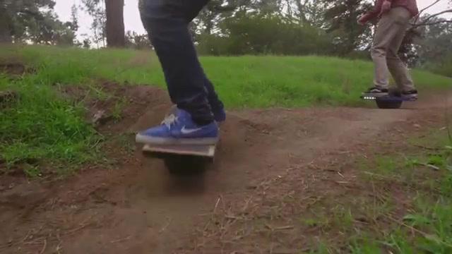 Les skates électriques onewheel