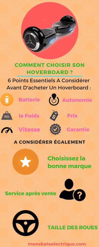 Comment choisir son hoverboard