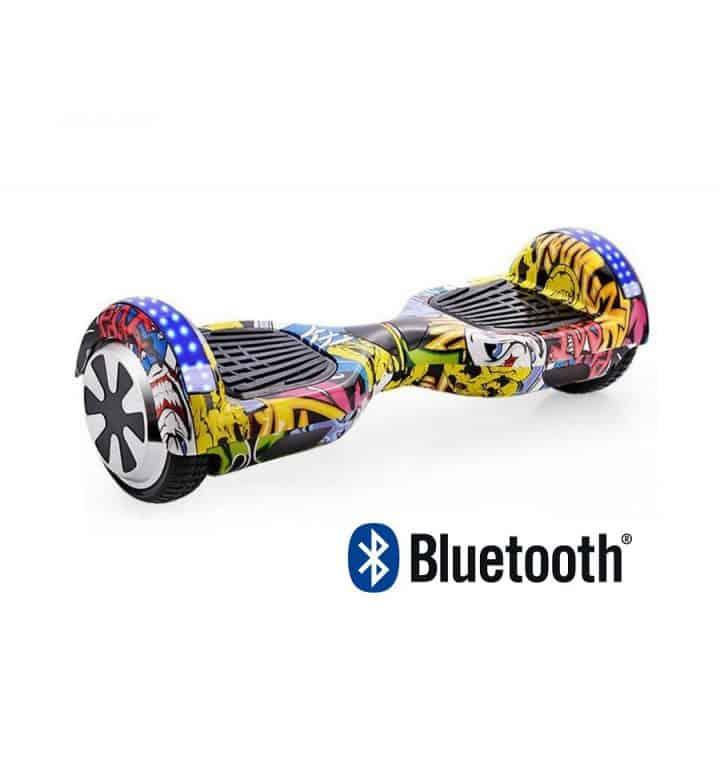 hoverboard prestige bluetooth noir
