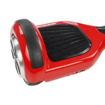 Hoverboard-Cool-Fun-Electric-Skateboard-6-5-Rouge-Sac-de-transport
