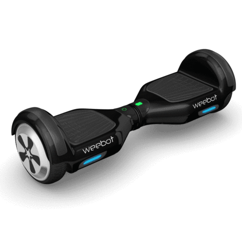 hoverboard pas cher weebot classic noir large