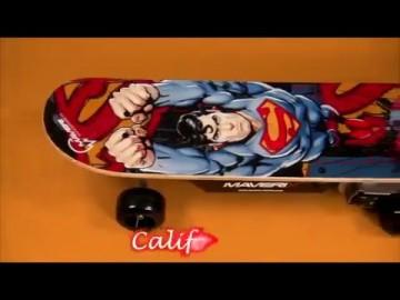 Maverix california le skate électrique pour enfants